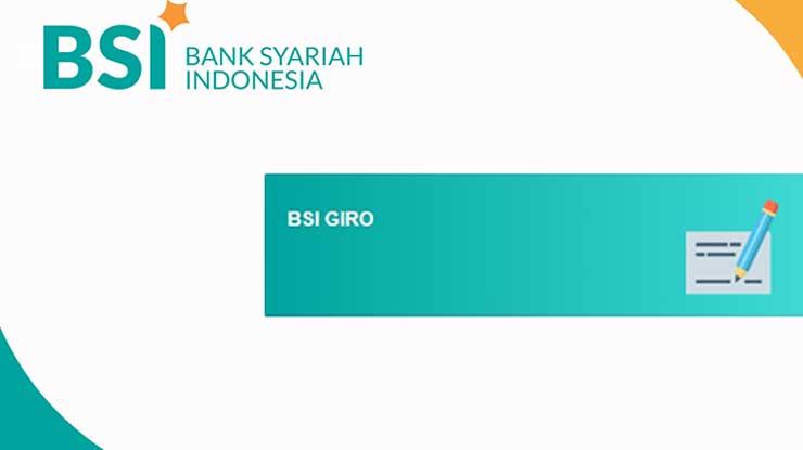 Bank Syariah Indonesia GIRO