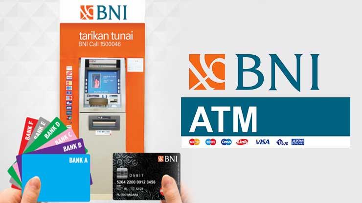 Biaya Cek Mutasi BNI Lewat ATM