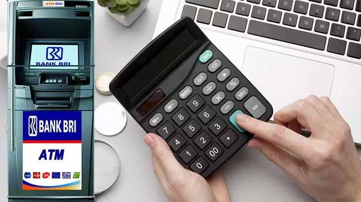 Biaya Cek Mutasi BRI Lewat ATM