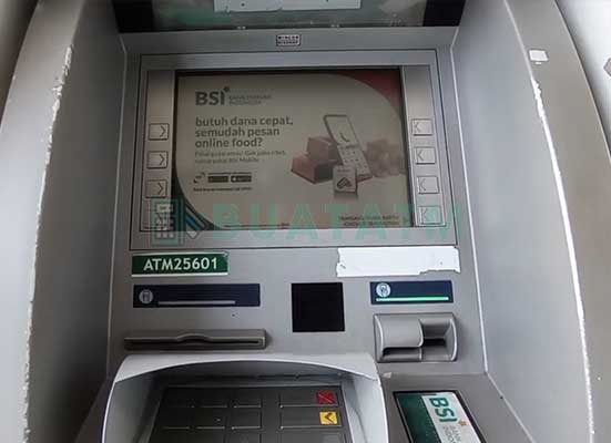 Cara Cek Saldo ATM BSI