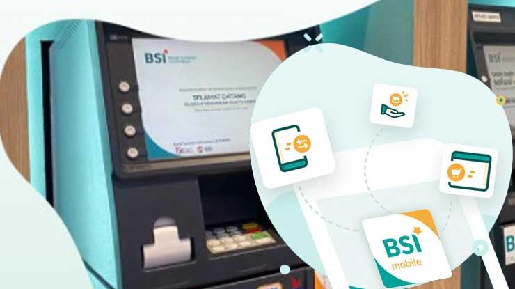 Cara Tarik Tunai di ATM BSI Tanpa Kartu