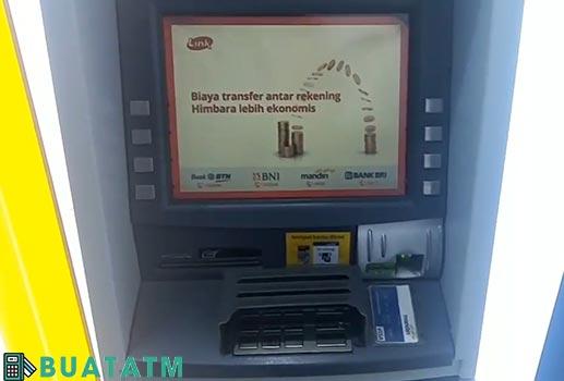 Cek Mutasi Mandiri Lewat ATM