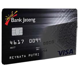 Kartu Kredit Platinum Bank Jateng