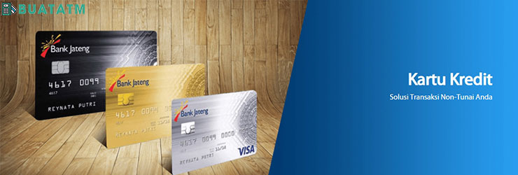 Limit Kartu Kredit Bank Jateng