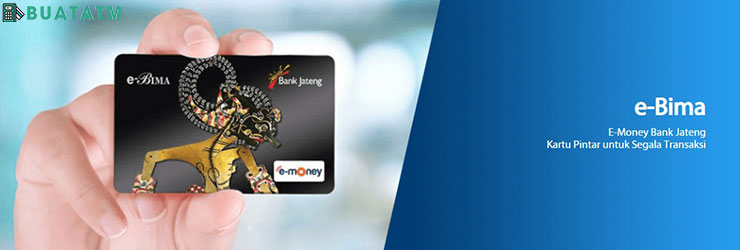 Limit Kartu e Bima Bank Jateng