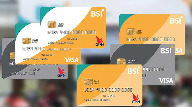 Limit Tarik Tunai Kartu ATM BSI