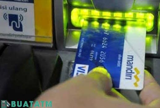 Mutasi Mandiri Lewat ATM