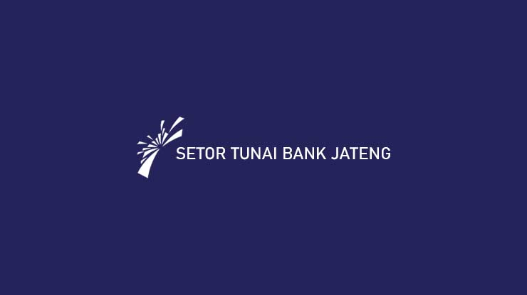 Setor Tunai Bank Jateng