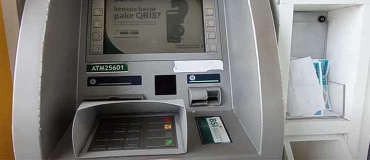atm bank syariah indonesia