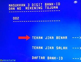 cara transfer bank jateng ke bni