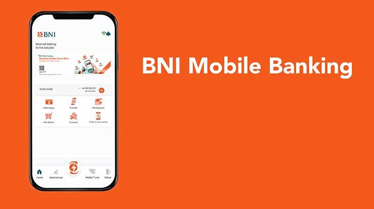 Aktivasi BNI Mobile