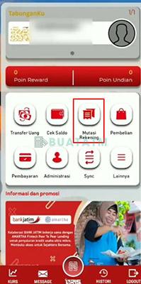 Bank Jatim Mobile