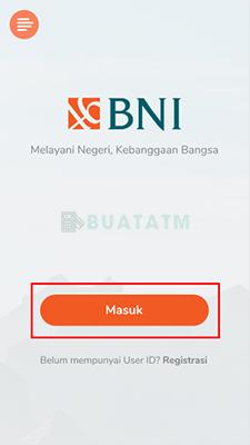 Cara Daftar Mobile Banking BNI online tanpa ke atm