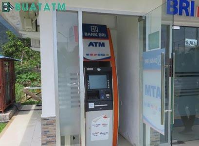 Cek Saldo BRI Lewat ATM