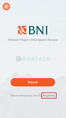 Daftar Mobile Banking BNI Lewat HP