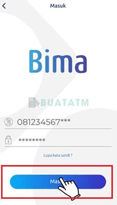 Mutasi Bima Mobile