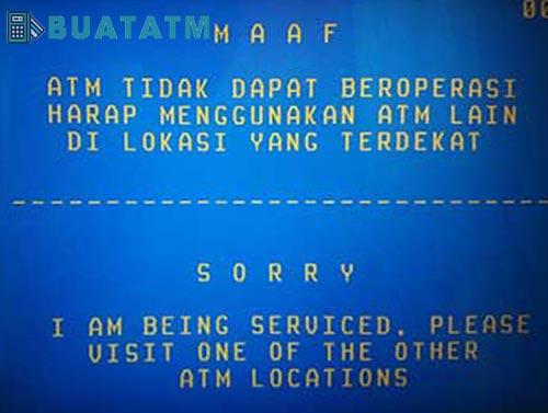 Penyebab ATM BNI Tidak Bisa Cek Saldo