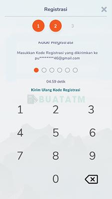 cara daftar bni mobile banking