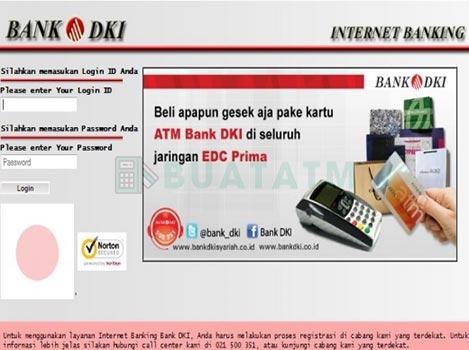 internet banking bank dki