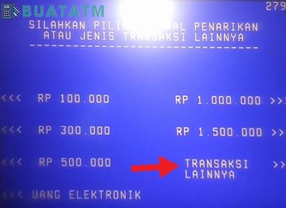 transaksi bank btn