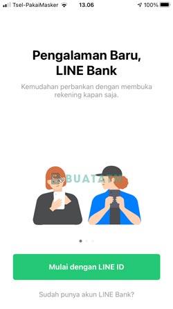 4 Mulai Dengan Line