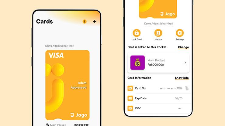 Aplikasi Bank Jago 1