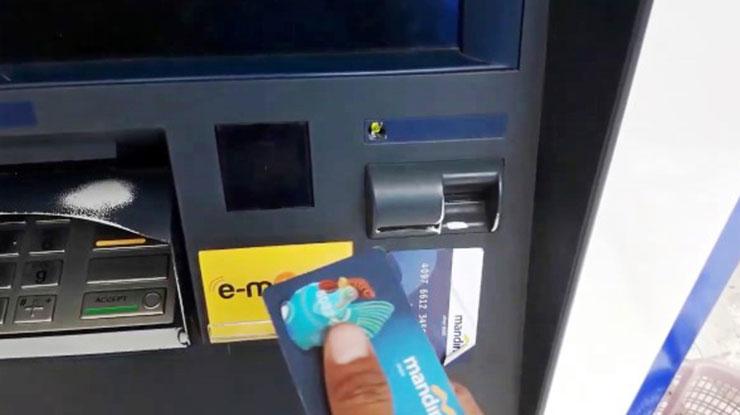 Transfer Saldo Mandiri ke BCA Lewat ATM