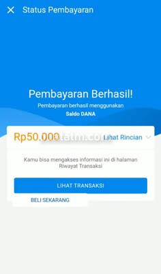 tambah uang Kantong Aplikasi Bank Jago