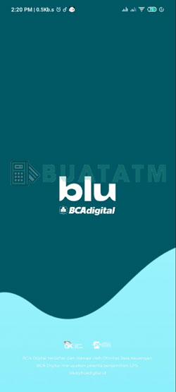 2 Buka Blu BCA