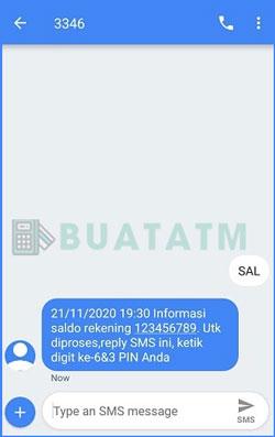 2 Tunggu Balasan
