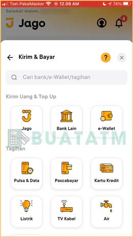 4 Pilih Bank Jago