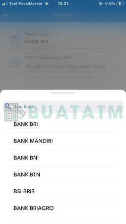 4 Pilih Bank Mandiri