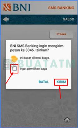 5 Konfirmasi Pengiriman SMS Premium