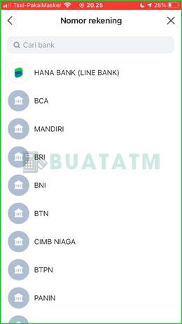 5 Pilih Bank BRI