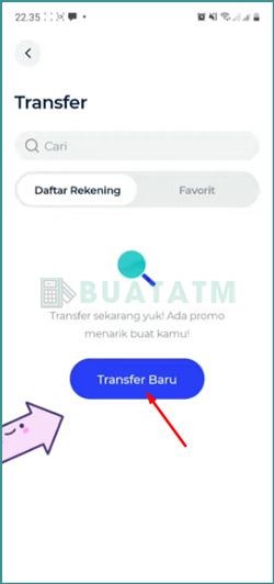 5 Tap Transfer Baru