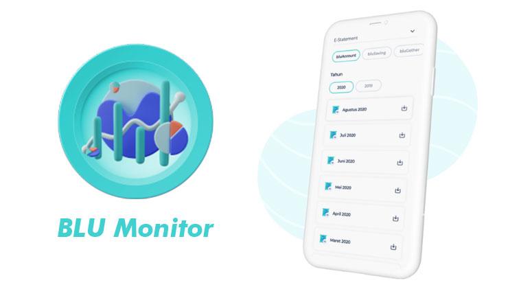 Blu Monitor