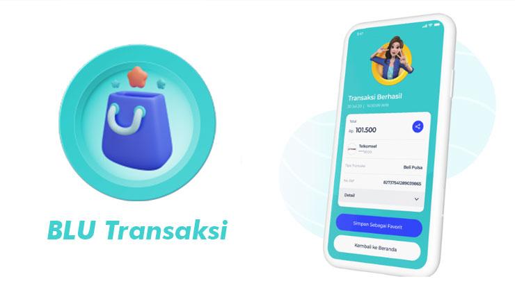 Blu Transaksi