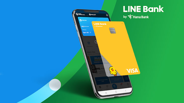 Cara Aktivasi Kartu ATM Line Bank dan Gambar Panduan