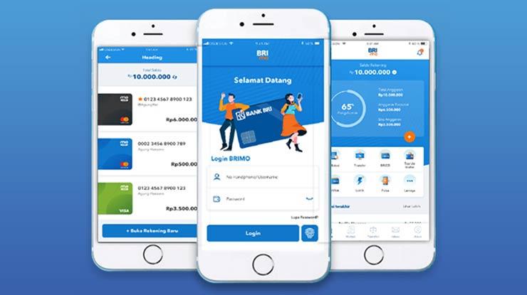 Cara Transfer BRI ke Mandiri Lewat Mobile Banking BRImo