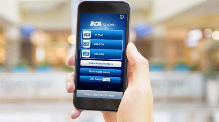 Lewat BCA Mobile