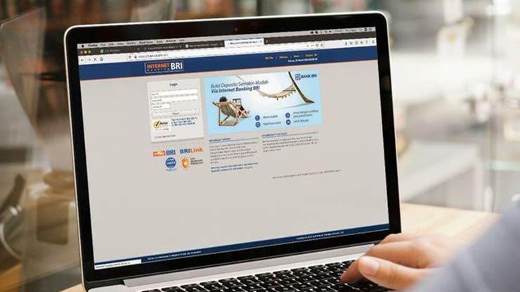 Transfer BRI ke Mandiri via Internet Banking