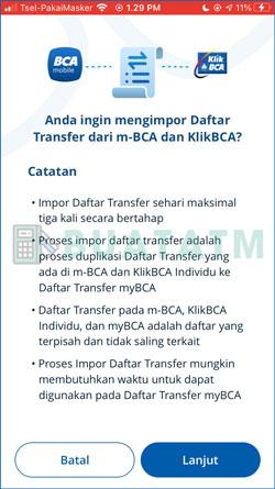 14 Konfirmasi Data Transfer