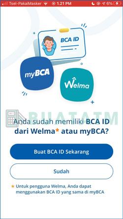 3 Buat BCA ID Sekarang