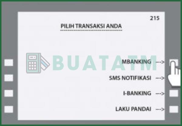 3 Pilih mBanking