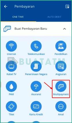 5 Pilih Multipayment Untuk Bayar Virtual Account Mandiri