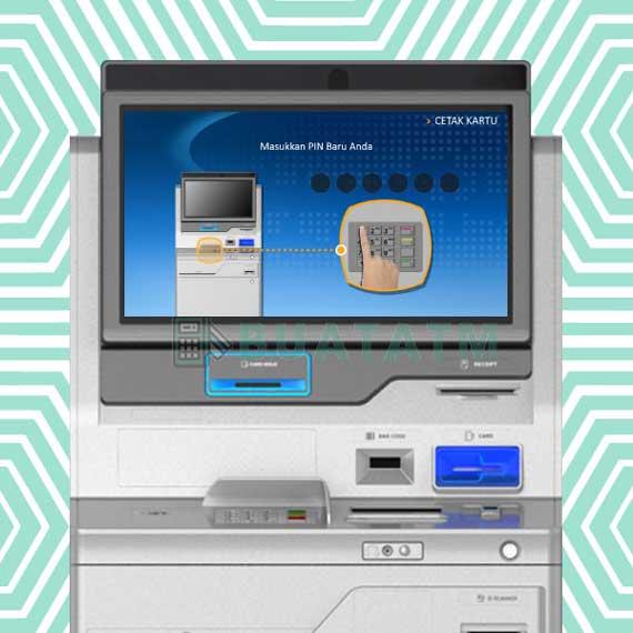7 Buat PIN ATM Baru