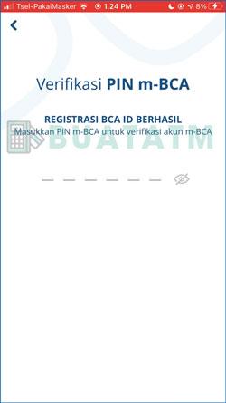 8 Verifikasi PIN m BCA