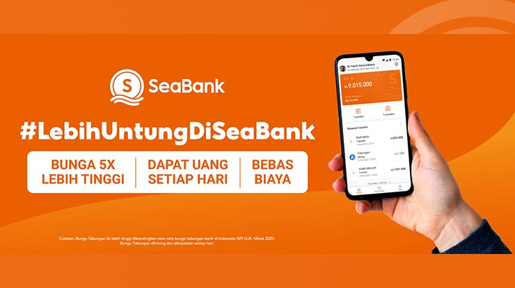 Biaya Admin Seabank Terlengkap