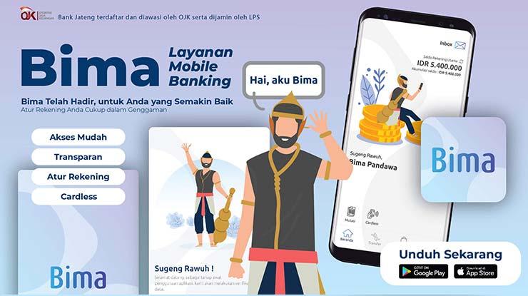 Cara Daftar Mobile Banking Bank Jateng