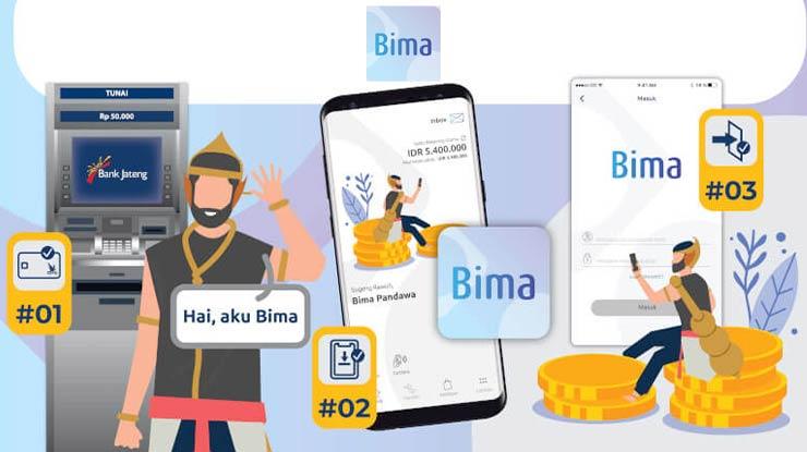 Keuntungan Pakai Mobile Banking Bank Jateng